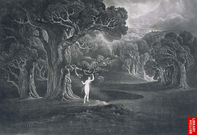 treatment of eve in paradise lost essay