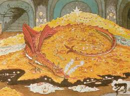 By Sarah Hastelow - Smaug